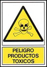 Peligro Productos Toxicos
